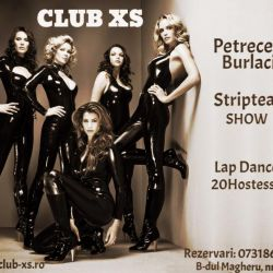 Lap dance si Stripteasse Party