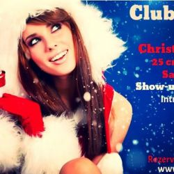 Hot Christmas Party, Lap Dance si Striptease Show
