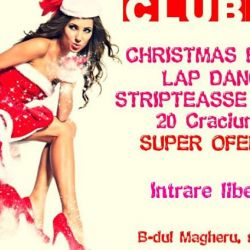 Christmas Party, Lap Dance si Striptease Show