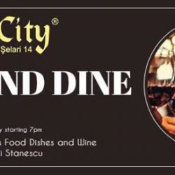 Wine and Dine  Wednesday at Old City