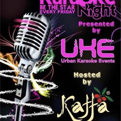 Karaoke Night  Vineri, 22 Decembrie