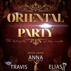 Oriental Party - The Best Party of The Month