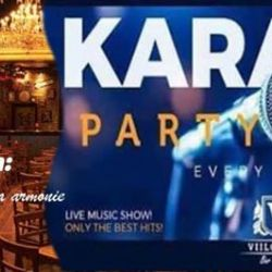 Karaoke Party Night & Live Music