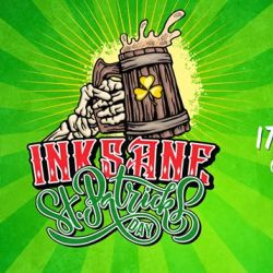 Inksane St Patricks Day