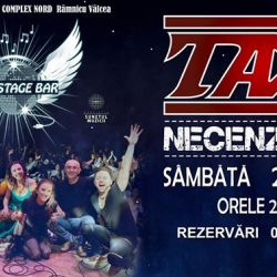 Concert Taxi Necenzurat - ABY STAGE BAR
