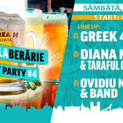 Dezmăț la Berărie 4 - All Day Party