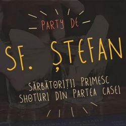 St Stephens Day - Party all night long