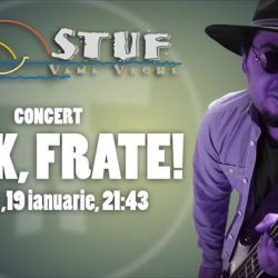 Friday Im In Love with Folk Frate! LIVE at STUF VAMA VECHE