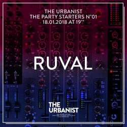 The Urbanist Party Starters N1  RUVAL