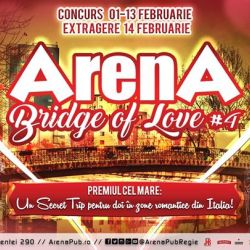 ArenA Bridge of Love 4 - Valentines Marathon ArenaPubRegie