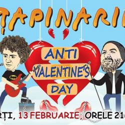 SOLD OUT! Țapinarii Anti Valentines Day