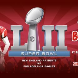 Super Bowl 52 Party by Bucharest Warriors & Fire Club