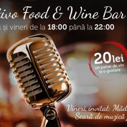 Manufaktura Live  Aperitivo Food & Wine Bar