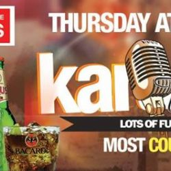 Karaoke Thursdays - late night voices