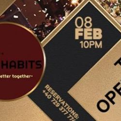 The  opening party * Old Habits * 802