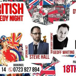 British Comedy Night Mojo