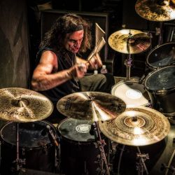 Vinny Appice  Mob Rules Live