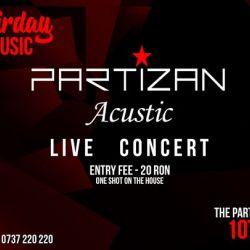 Partizan acoustic at Mojo - Guests Dl Goe & Jack of all trades