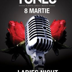 Ladies Karaoke Night