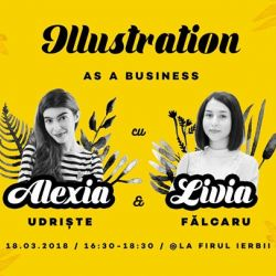 Illustration as a business