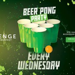Beer Pong Party at Revenge 21 Marchs FINAL