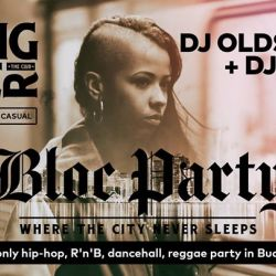 Friday Bloc Party 207 with Ras T & Oldskull  Mar 9, 2018