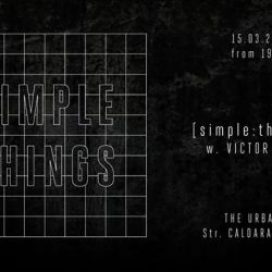 Simple Things 02 w Victor Stancov