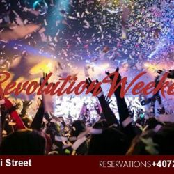 Revolution Weekend at Old Habits  Friday & Saturday Night Party