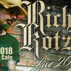 Richie Kotzen live la Hard Rock Cafe, București