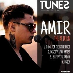 X Nights la Tunes - Amir - the return
