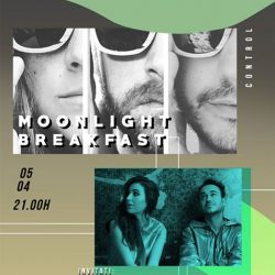 Moonlight Breakfast Invitati We Singing Colors la BT Live