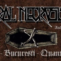Akral Necrosis, Mercys Dirge + Guests in Quantic Club