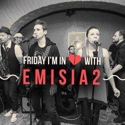 Friday Im In Love With Emisia 2 Live at STUF