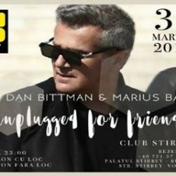 Dan Bittman & Marius Batu  Unplugged for friends