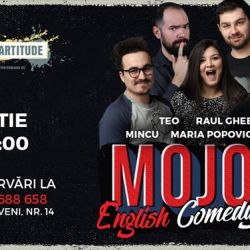 English Comedy NightMojo