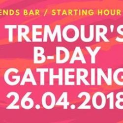 140 Dealers 75 - Tremours B-day Gathering