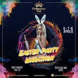 Easter Party Marathon  Princess Club 6  7  8 Aprilie