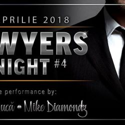 Lawyers Night 4  SerileIndustriilor Berăria H