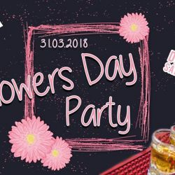 Flowers Day Party cu DJ Reck ArenaPubRegie