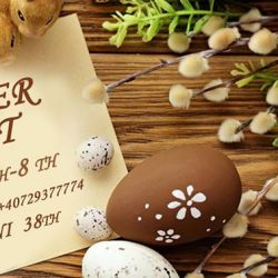 Easter Fest * Old Habits * 6th8th of April