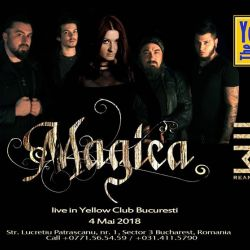 Magica live in Yellow Club