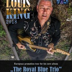 Louis King The Royal Blue Trio
