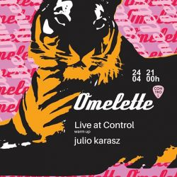 Omelette Live at Control
