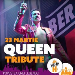 Queen Tribute Concert  The Story Of A Legend